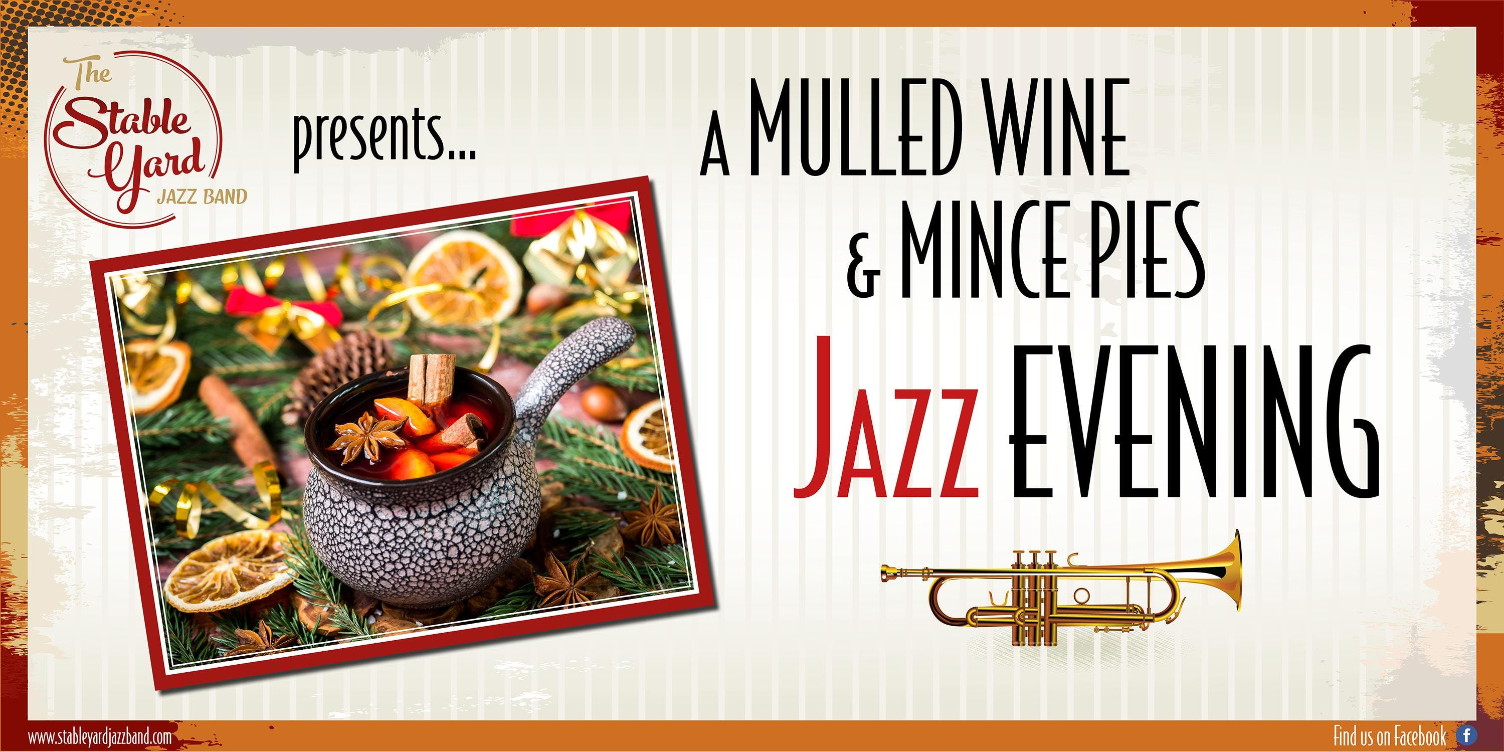 Mulled Wine & Mince Pies Jazz Evening
