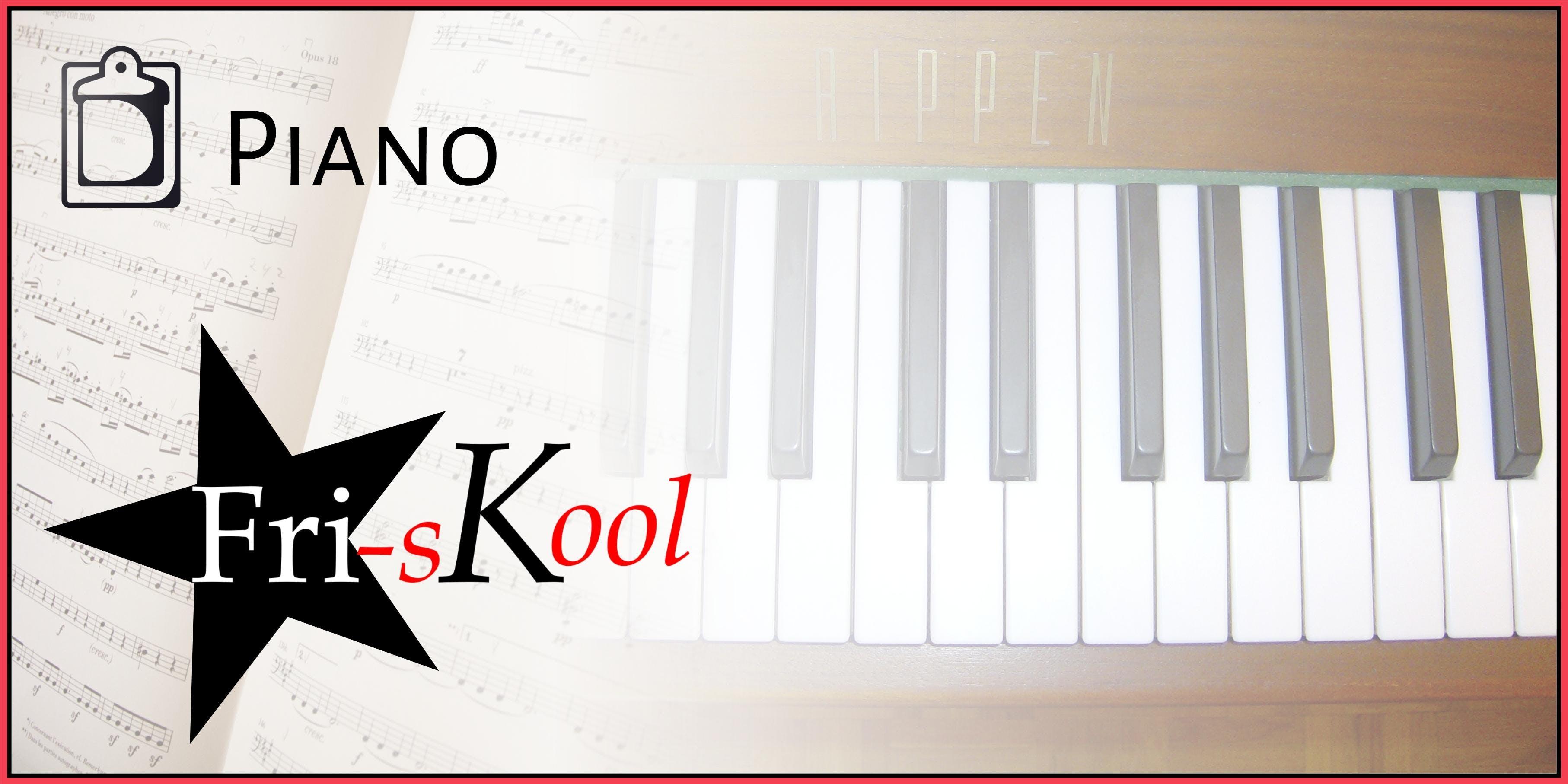Découvrir le piano