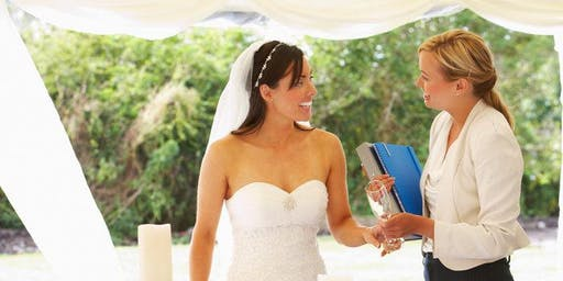 Certificate in Wedding Planning, 5-Day Course in London, March