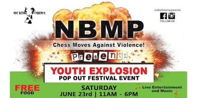 Not before My Parents Hosts: 1st Annual Youth Explosion Pop Out Festival