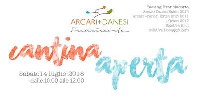 Cantina Aperta | Arcari+Danesi | 14 Luglio