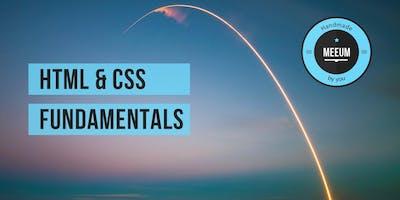 HTML & CSS Fundamentals - Byron Bay