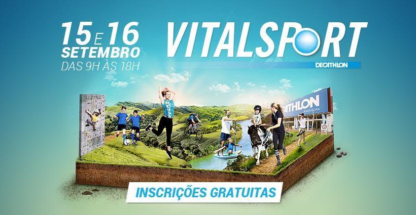 Vitalsport 2018- O festival do Desporto