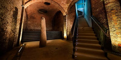 Tour in English - Bosca Underground Cathedral on Sunday 24th of June 2018 12:20 pm