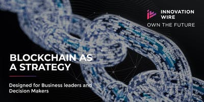 2 Day Consulting Workshop: Blockchain As A Strateg