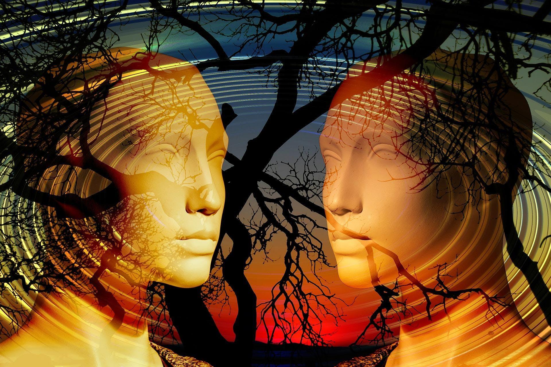 Business Minds in Meditation