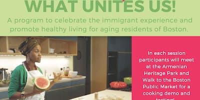 Celebrating What Unites Us!