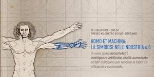 Homo et Machina: la simbiosi nell'Industria 4.0