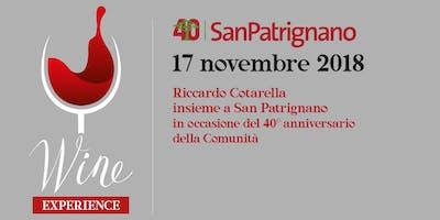 Wine Experience a San Patrignano