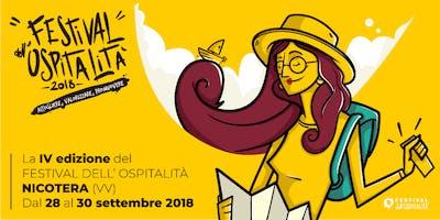 Festival dell'Ospitalità - IV edizione