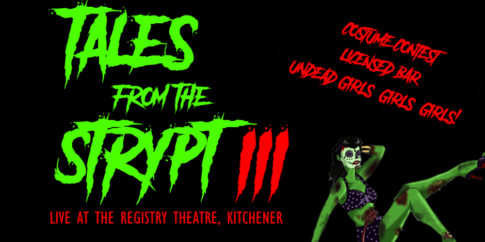 Sassy Ray Burlesque Presents - Tales from the Strypt III Tickets ...