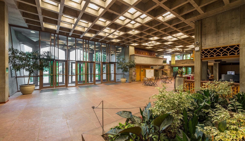 Tour: Architectural History at Denver Botanic Gardens - 10 JUL 2018