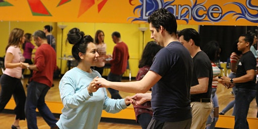 6-wk Beg Salsa Dance Class Series in Atlanta