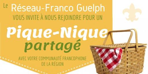 Le Réseau-Franco Guelph / Pique-Nique Partagé