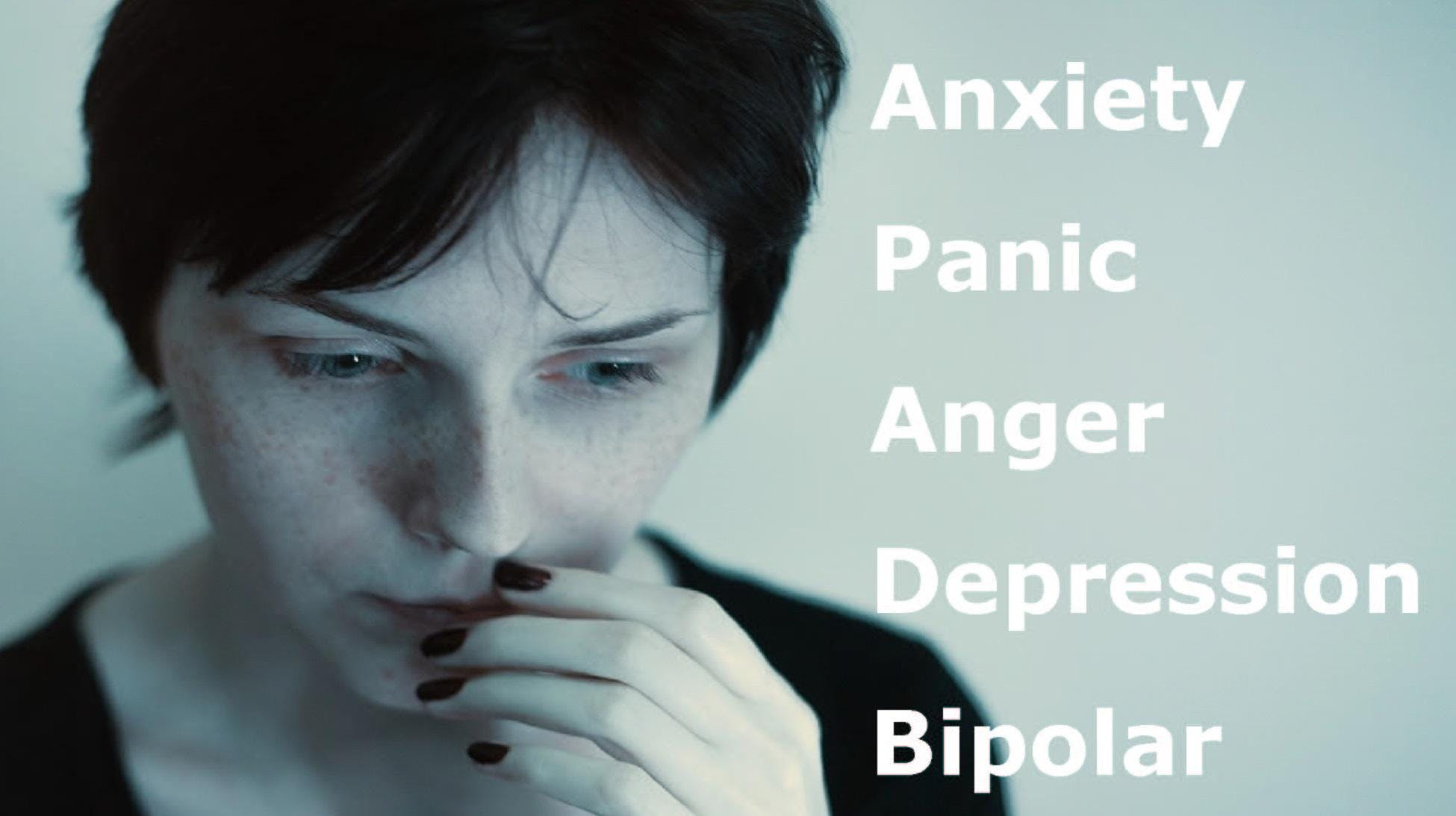 Help for Anxiety, Depression, OCD, Bipolar an