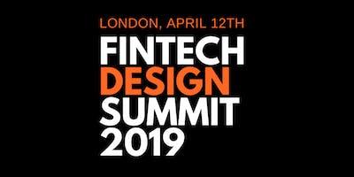 FINTECH DESIGN SUMMIT - LONDON, 2019