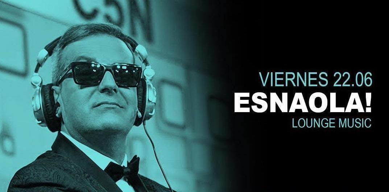 ESNAOLA! DJ SET en BRODIE Bar Palermo