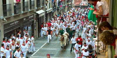 San Fermin (Running of The Bulls) Fiesta