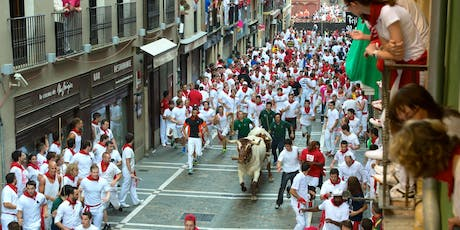 San Fermin (Running of The Bulls) Fiesta tickets