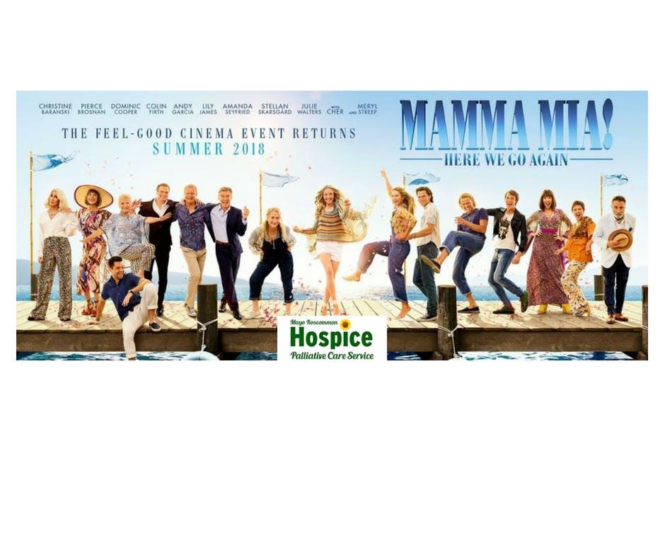 Mamma Mia! Movie Fundraising Night