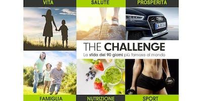 THE CHALLENGE (La sfida dei 90 giorni) Trinitapoli.