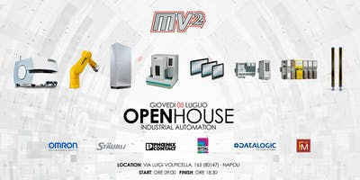 OPEN HOUSE - INDUSTRIAL AUTOMATION