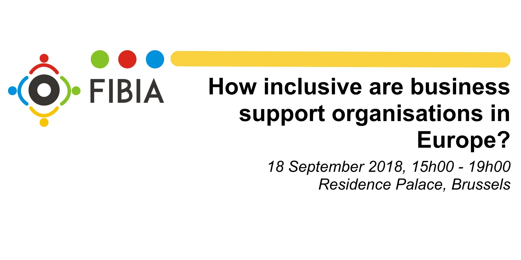 How inclusive are business support organisati