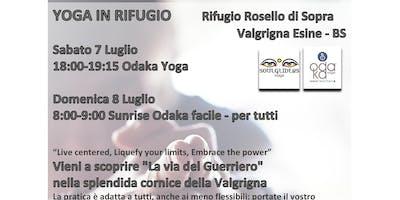Yoga in Rifugio
