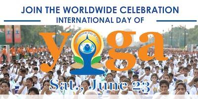 International Day of Yoga Celebrations- All Free!