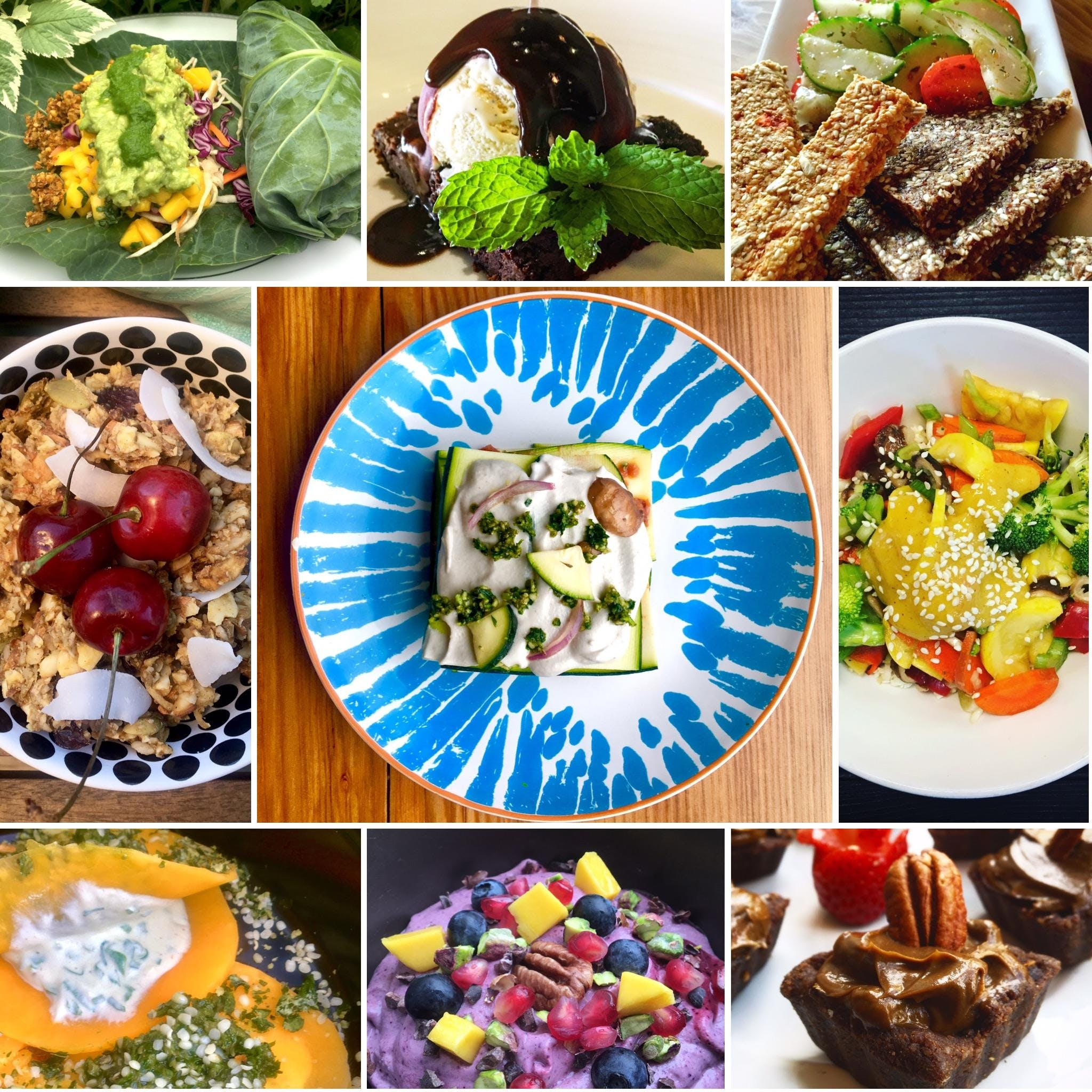 Toronto Raw Food Chef Certification