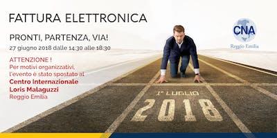Fattura elettronica - Pronti, Partenza, VIA!