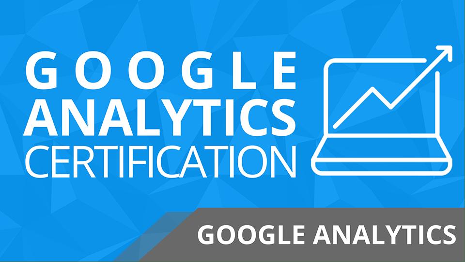 Google Analytics Certification Hands On Training 26 Oct 2018