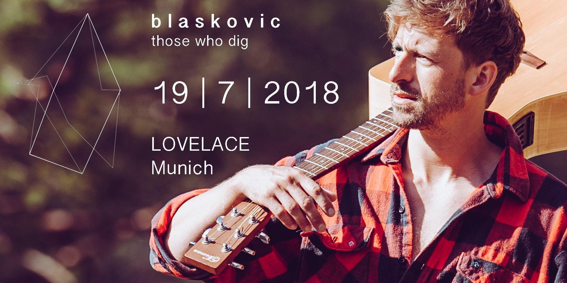 """Ben BLASKOVIC _ """"Those Who Dig"""" – Release fea"""