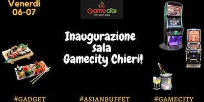 Inaugurazione Sala Gamecity Chieri