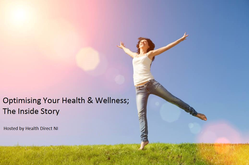 Optimising You Health; The Inside Story