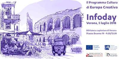 Il Programma Cultura di Europa Creativa - Infoday