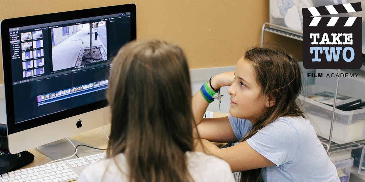 After School Fall Filmmaking Workshop - Ages 8-12