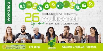 Soluzioni Digitali Multicanali per le Aziende
