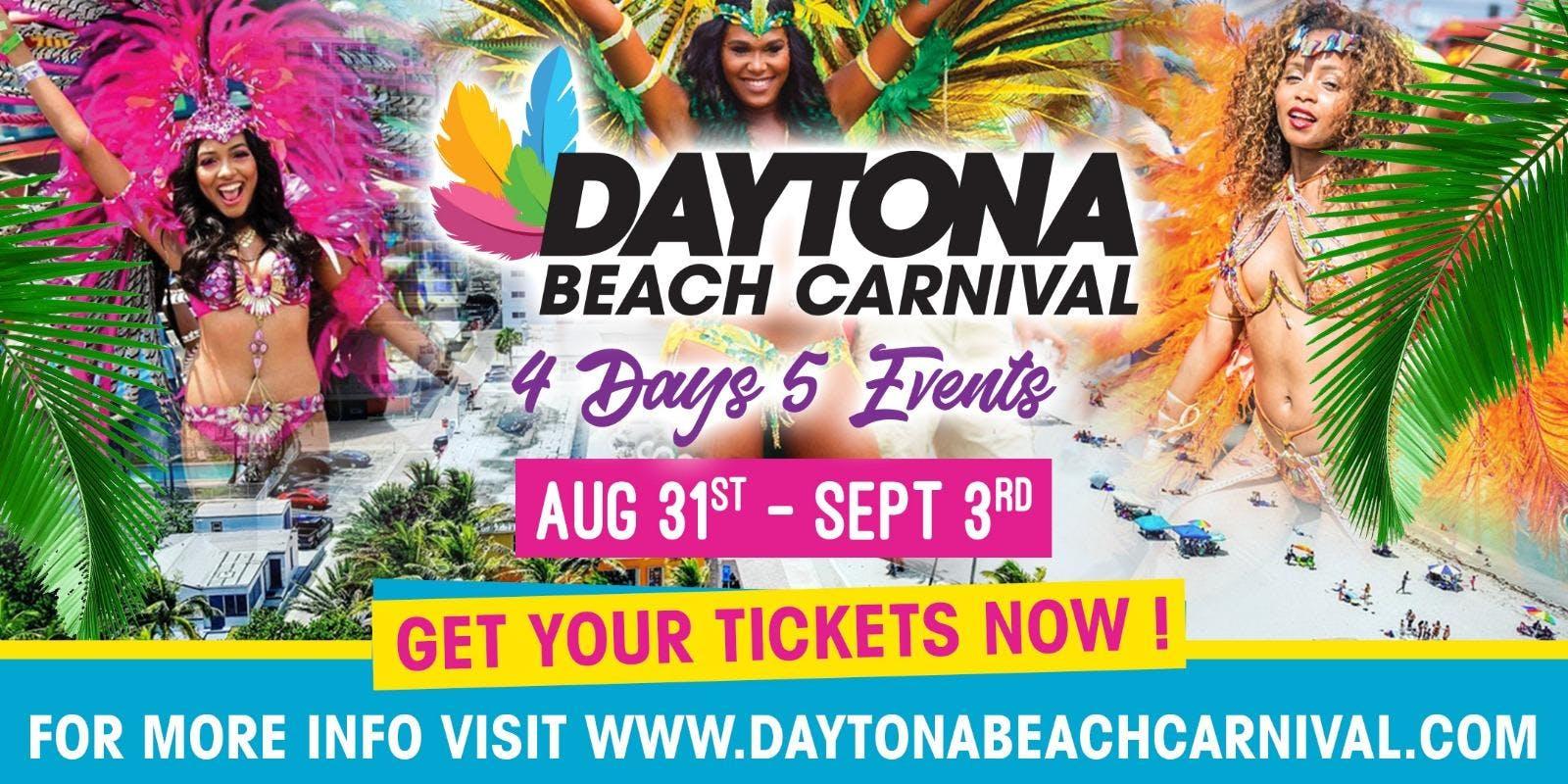 Daytona Beach Carnival Weekend P