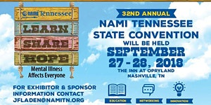 NAMI Tennessee 2018 State Convention