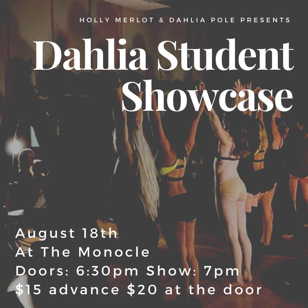 Dahlia Student Showcase