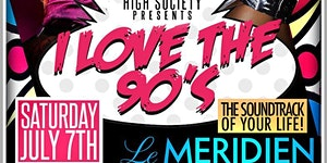 """I LOVE THE 90's""   Nola Festival Entire Weekend 2018..."