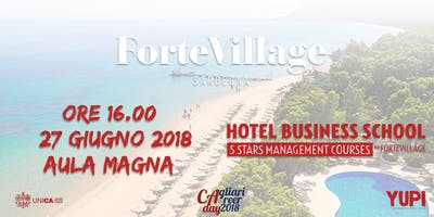Forte Village Sardegna - Career Day Cagliari (YUPI)