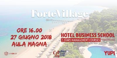 Forte Village Sardegna - Career Day Cagliari (YUPI)
