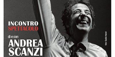 "Andrea Scanzi  in ""Gaber se  fosse  Gaber"" - TREVISO"