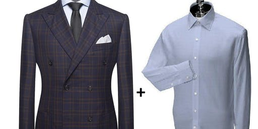 Get it Custom: Handmade Suit and Custom Shirts Travelling Tailor Dublin Ireland