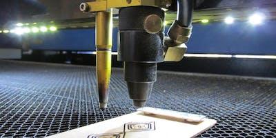 Tool Training: Laser Cutter