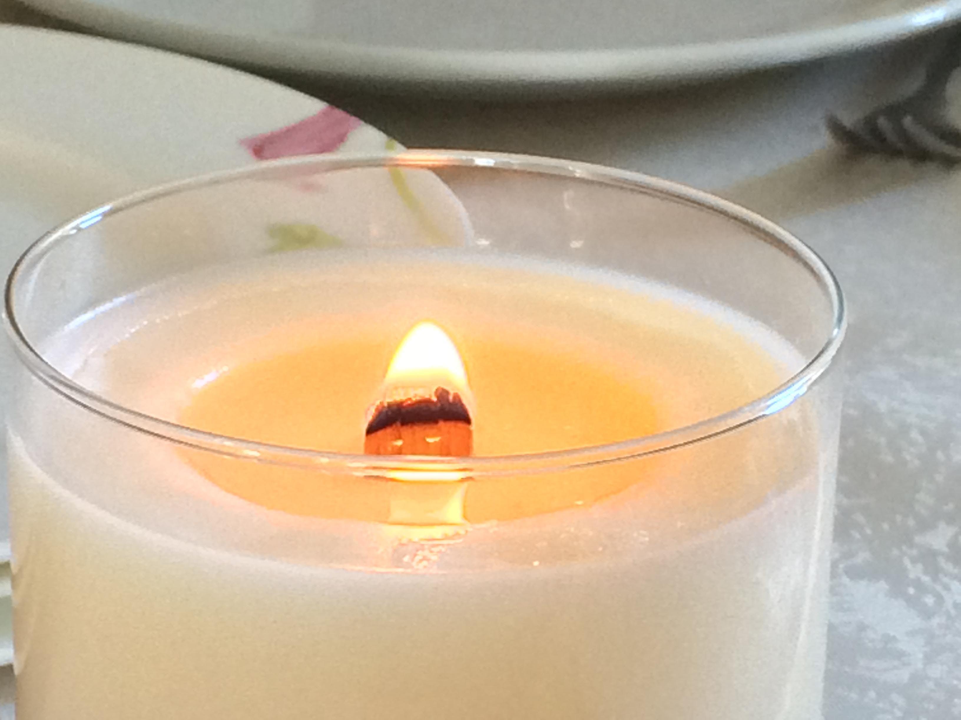 Atelier de fabrication de bougies