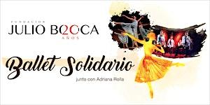BALLET SOLIDARIO de la Fundación Julio Bocca