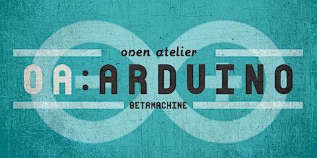Atelier Arduino billets